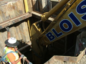 Blois Construction, Santa Monica Low Flow Diversion Upgrades Package 3